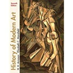 NEW    ARNASON / HISTORY OF MODERN ART