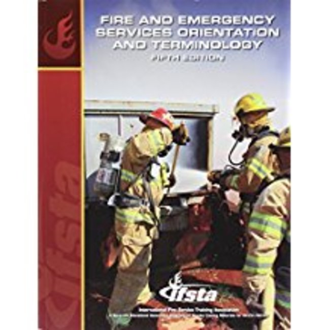 Used| FORTNEY / FIRE & EMERGENCY SERVICES ORIENTATION & TERMINOLOGY| Instructor: COFFMAN