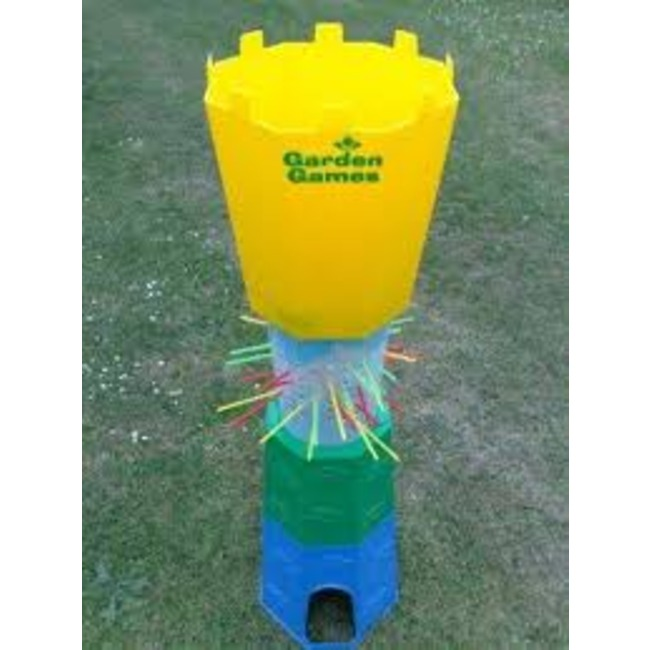 Outdoor Kerplunk Game