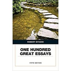 USED || DIYANNI / ONE HUNDRED GREAT ESSAYS