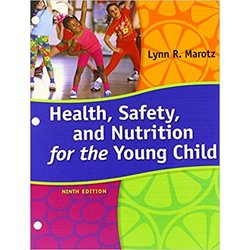 USED || MAROTZ / HEALTH, SAFETY & NUTR/YOUNG CHILD LL 9th