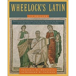 NEW || WHEELOCK / WHEELOCK'S LATIN