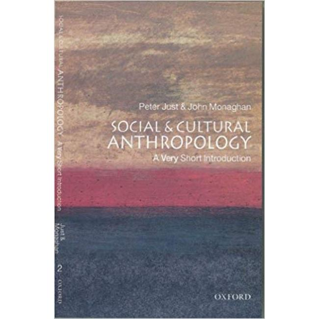 USED    MONAGHAN / SOCIAL & CULTURAL ANTHROPOLOGY