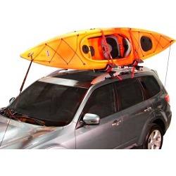 Malone Downloader J-Style Car Rack Kayak Carrier