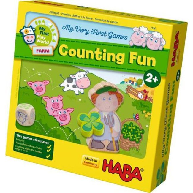 My Very First Games Counting Fun