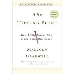 NEW    GLADWELL / TIPPING POINT W/NEW AFTERWORD