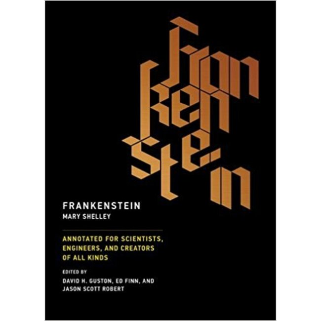 NEW || SHELLY / FRANKENSTEIN:ANNOTATED FOR SCI &ENGNR
