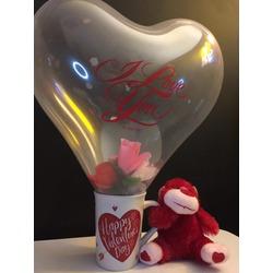 valentines surprisen balloon