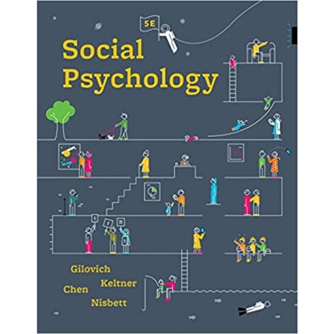 USED || GILOVICH / SOCIAL PSYCHOLOGY