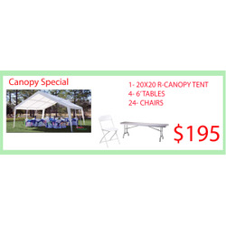 Canopy Special
