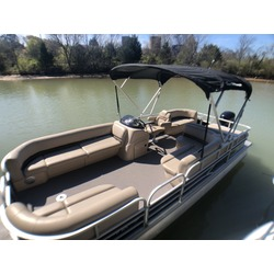 22'  Pontoon 8 Person MAX Capacity B