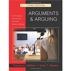 USED || HOLLIHAN / ARGUMENTS & ARGUING