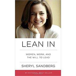 NEW || SANDBERG / LEAN IN