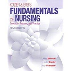 USED || BERMAN / KOZIER & ERB'S FUNDAMENTALS OF NURSING