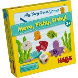 My Very First Games Here, Fishy, Fishy!