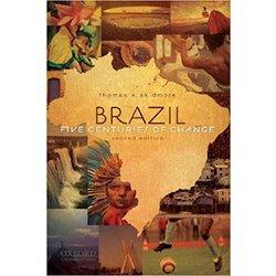 NEW || SKIDMORE / BRAZIL: FIVE CENTURIES OF CHANGE