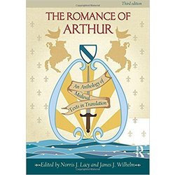 USED || LACY / ROMANCE OF ARTHUR