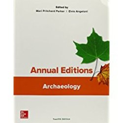 NEW || ANNUAL EDITION / ARCHAEOLOGY (ED: PARKER)