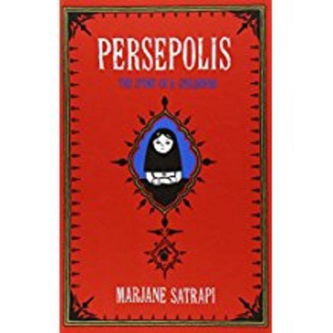 Used| SATRAPI / PERSEPOLIS| Instructor: CALLINAN