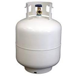 Propane for generator (20lb tank)