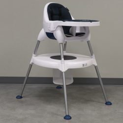 Convertible Full-size High Chair