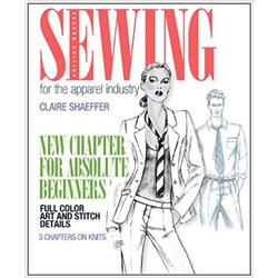 USED || SHAEFFER / SEWING FOR THE APPAREL INDUSTRY (2nd)