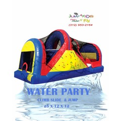 Water Party Slide