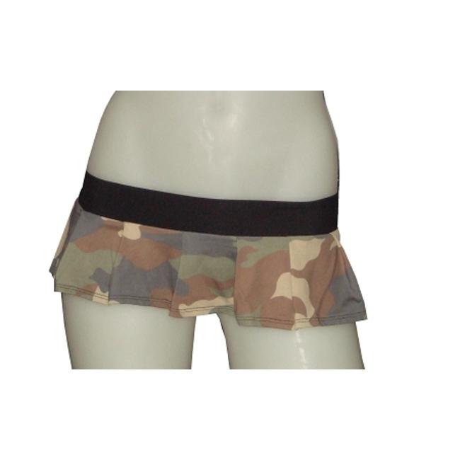 Pleated Skirt (Print)