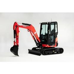 Kubota U27 Compact Excavator w/ Thumb, 5700 lb - Kona