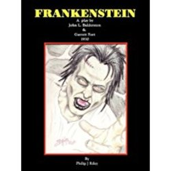 NEW || BLADERSTON/FOR BEAR / FRANKENSTEIN: A PLAY