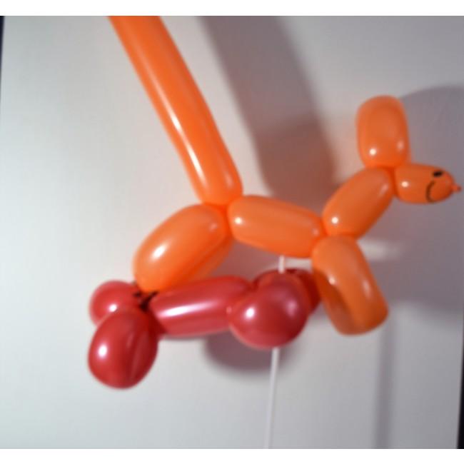 1 balloon animals kids song