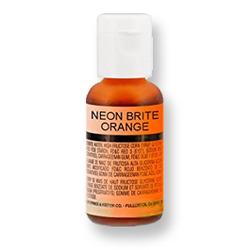 .64oz Airbrush Color ~ Neon Brite Orange