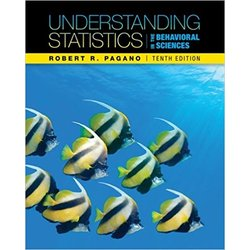 NEW || PAGANO / UNDERSTANDING STATISTICS IN BEHAVIORAL SCIENCES (LL)