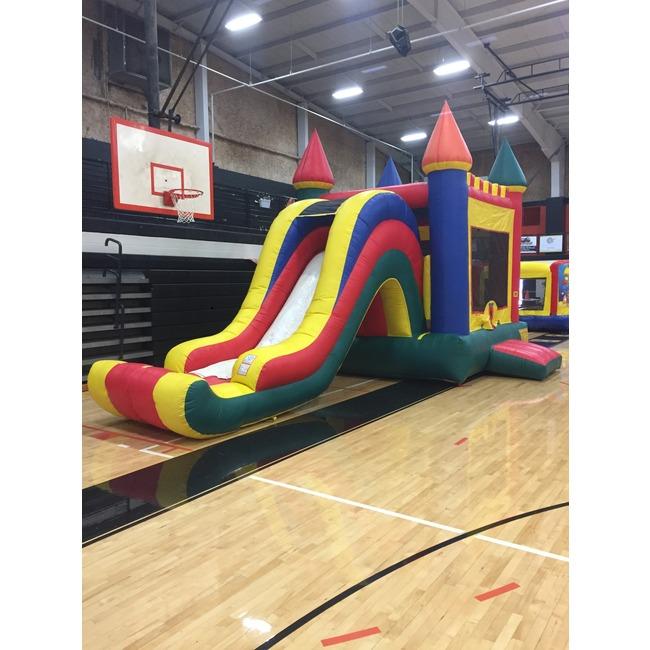Castle Slide
