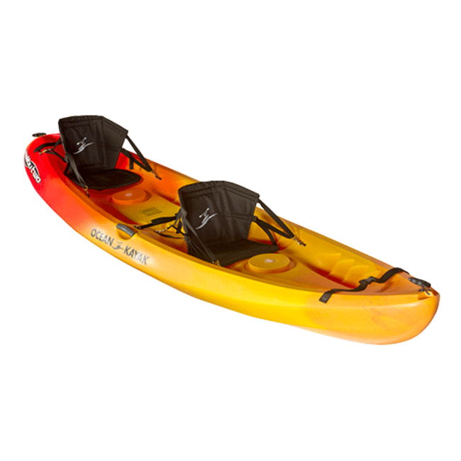 Tandem Recreational Sit-on-Top Kayak