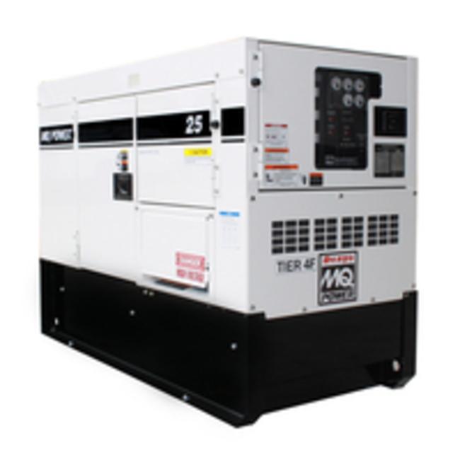 DCA25SS Generator - Kona