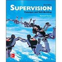 Used| CERTO / SUPERVISION| Instructor: SHIELD