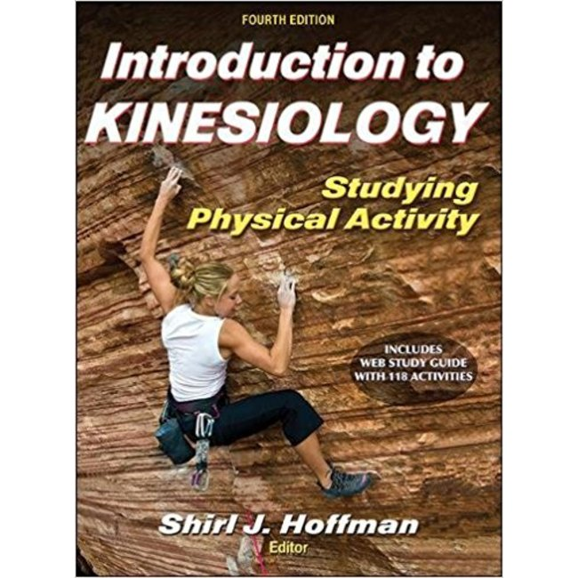 USED || HOFFMAN / INTRODUCTION TO KINESIOLOGY W/SG LL