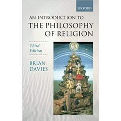 USED || DAVIES / INTRO TO THE PHILOSOPHY OF RELIGION