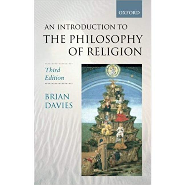 USED || DAVIES / INTRO TO THE PHILOSOPHY OF RELIGION