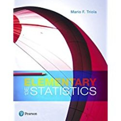 USED || TRIOLA / ELEMENTARY STAT 13th (HB)