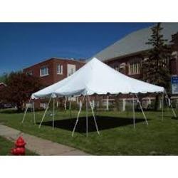 Pole Tent 20x20