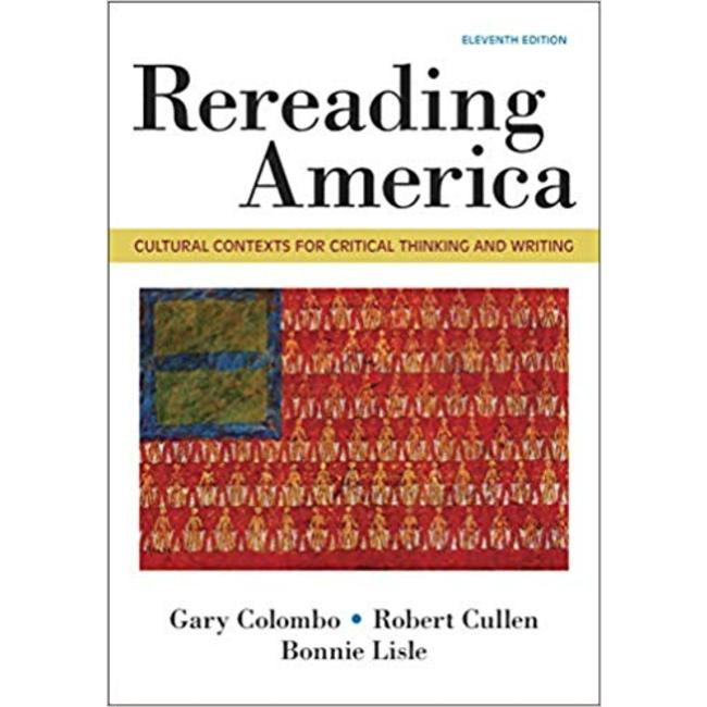 USED || COLOMBO / REREADING AMERICA 11TH ED