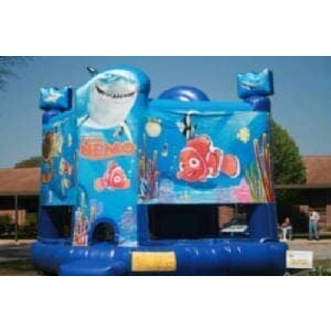 18' x 18' Nemo Bouncer