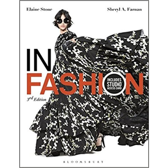 USED || STONE / IN FASHION 3 RD ED