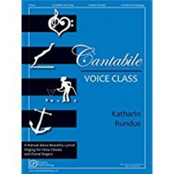 Used| RUNDUS / CANTABILE VOICES CLASS| Instructor: DOWER