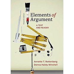 NEW    ROTTENBERG / ELEMENTS OF ARGUMENT 11th