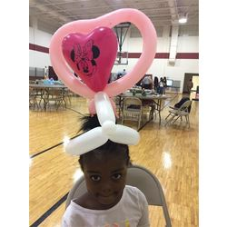 book the balloon guy for your event or party