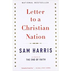 NEW    HARRIS / LETTER TO A CHRISTIAN NATION