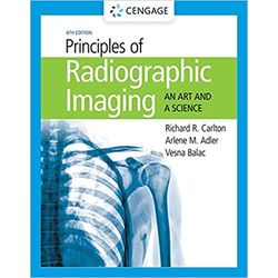 NEW || CARLTON / PRINCIPLES OF RADIOGRAPHIC IMAGING